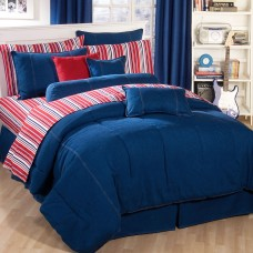 Denim Comforter Only