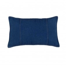 Denim Oblong Pillow