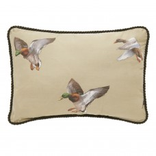 Duck Approach Oblong Pillow - Tan