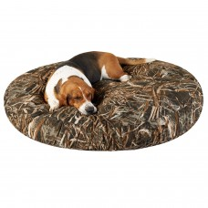Realtree Max 5 Camo Dog Bed - Round
