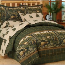 Rocky Mountain Elk Complete Bedding Set